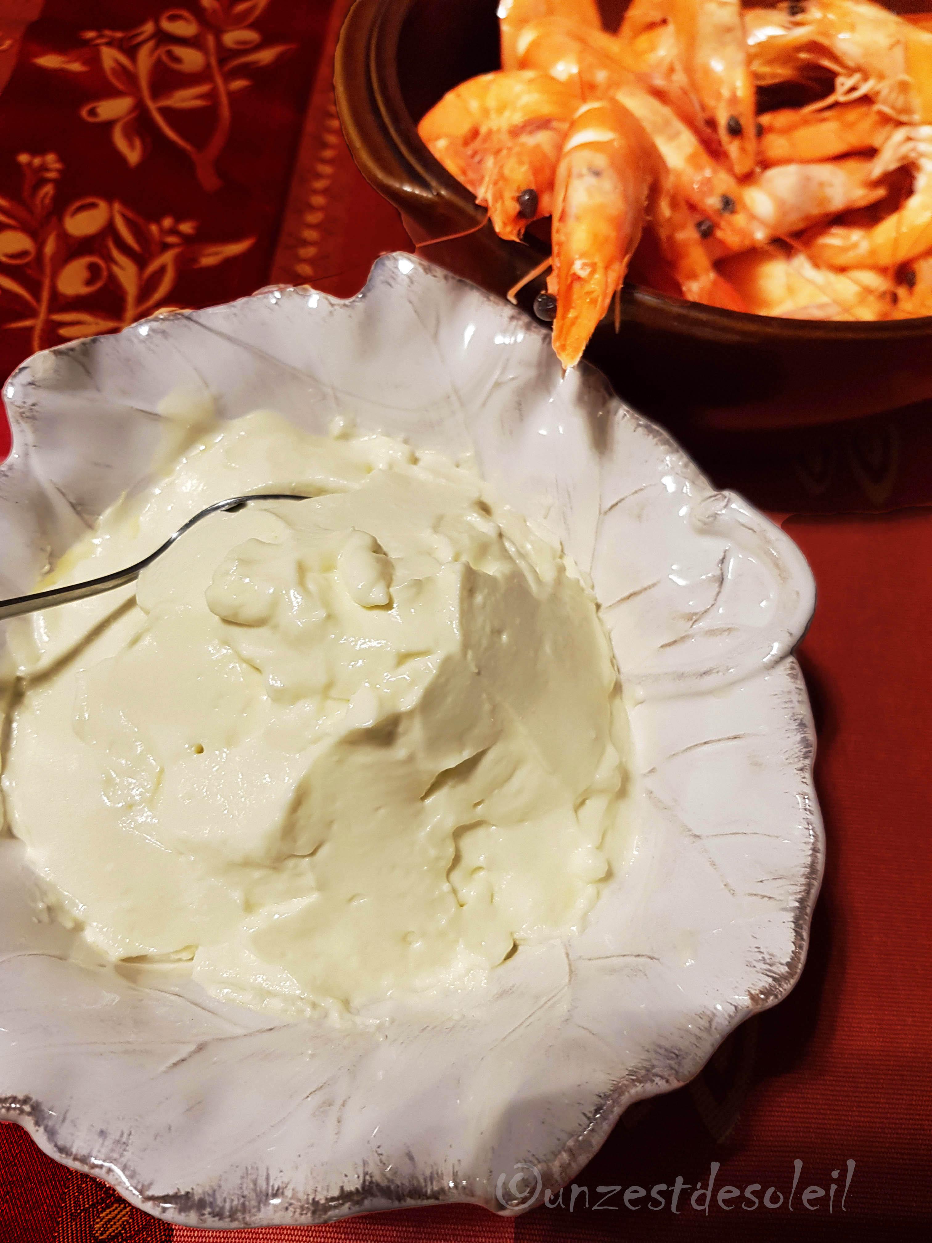 mayonnaise catalane